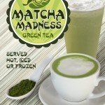 Crimson Cup Matcha Green Tea