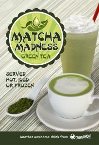 Crimson Cup Matcha Green Tea