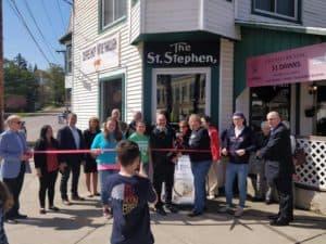 St. Stephen's Cafe Brocton New York