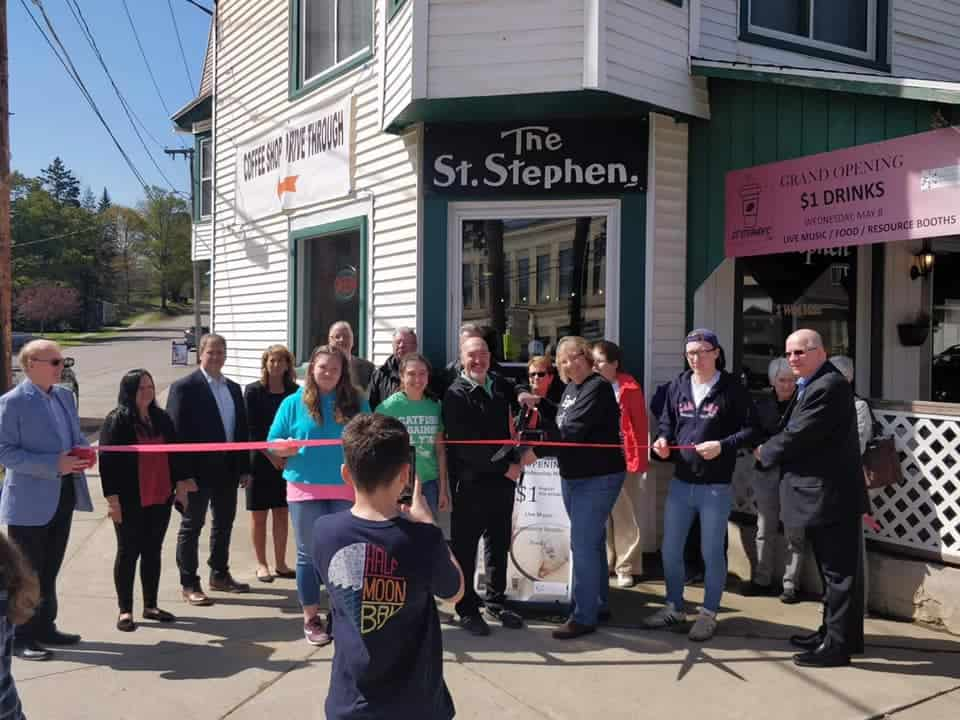St. Stephen's Cafe Brocton New York
